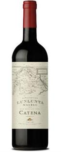 Catena Malbec Lunlunta 2014 750ml